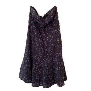 American Eagle Slight Sweetheart Strapless Dress.